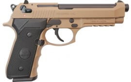 EAA Girsan Regard 92, 9mm Pistol - Adj Sights, 18 + 1,  FDE