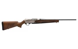 "Browning 031047229 BAR MK3 Semi-Auto .300 Win 24"" 3+1 Turkish Walnut Stock Nickel"