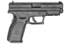 """Springfield XDD9101HC Defender 4"""" SRV 16rd Black"""
