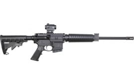Smith & Wesson 12937 M&P15 Sport II OR 10-SHT 6-POS. w/CTRED/GRN DOT