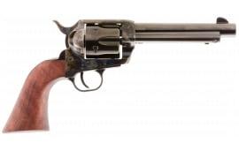 """Traditions SAT73048 1873 Froniter Single .357 5.5"""" 6 Walnut Blued Revolver"""