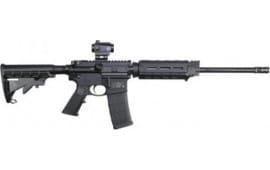Smith & Wesson 12939 M&P15 Sport II OR 30-SHT 6-POS. M-LOK RDGRN DOT