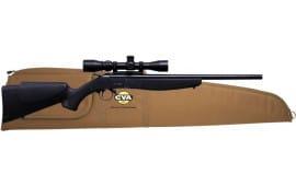 CVA CR5110SC Hunter Compact PKG 243WIN Blue Black w/scope