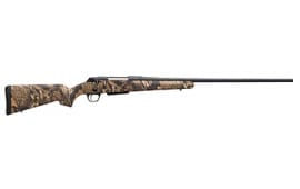"Winchester Guns 535704236 XPR Hunter Bolt 338 Win Mag 26"" 3+1 Synthetic Mossy Oak Break-Up Country Stock Black"