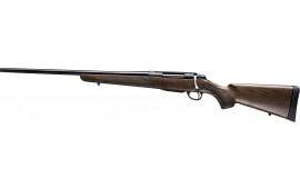 "Tikka T3 JRTXA370L T3x Hunter Left Hand Bolt 7mm Rem Mag 24.3"" 3+1 Wood Stock Blued"