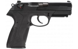 "Beretta JXF9F20NS PX4 Storm Full Size DA/SA 9mm 4"" 10+1 Black Interchangeable Backstrap Grip Black"