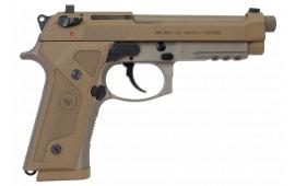 Beretta J92M9A3G M9A3 9M 3MG Italy 10rd