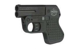 Doubletap Defense DT045001 45 ACP 3 Black NON Ported Aluminum
