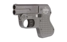Doubletap Defense DT045002 45 ACP 3 Black NON Ported Titanium