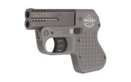 Doubletap Defense DT009012 9mm 3 Black Ported Titanium Frame