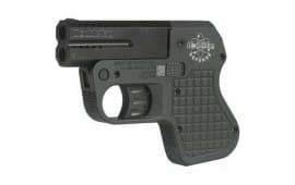 Doubletap Defense DT009011 9mm 3 Black Ported Aluminum Frame