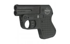 Doubletap Defense DT045011 45 ACP 3 Black Ported Aluminum Frame