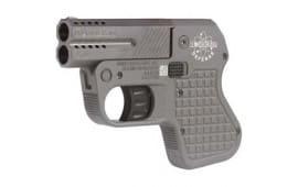 Doubletap Defense DT045012 45 ACP 3 Black Ported Titanium Fram