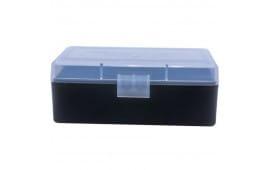 Berrys 61687 403 Ammo BOX .38/357 50rd CLR/BK