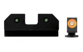 XS Sights GL-R013P-6N RAM 3 Dot Glock 20/21 ORG