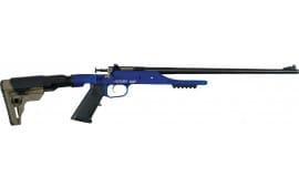Crickett 2182 76061 Alloy 22LR Blue w/rail