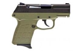 Kel-Tec PF9BGreen PF9 9mm DA FS
