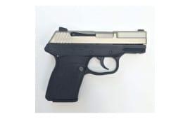 Kel-Tec PF9NBBLK PF-9 9mm 3 NKL Boron Black Frame 7rd