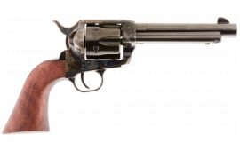 "Traditions SAT73048 1873 Froniter Single .357 5.5"" 6 Walnut Blued Revolver"