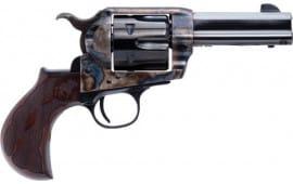 "Cimarron PP340MALO2 EL Malo 2 .38SP/.357 PW FS 3.5"" OCT. Birdshead WAL. Revolver"