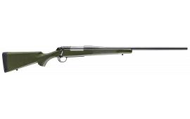 "Bergara Rifles B14LM102 B-14 Hunter Bolt 7mm Rem Mag 24"" Synthetic Green Stock Blued"
