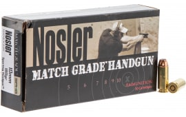 NOS 51412 Match HG 10MM 180 Jacketed Hollow Point - 50rd Box