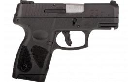 Taurus 1G2S4031NS G2S 40S NS 3.26 7rd Black/Black