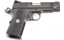 Wilson Combat CQBECP9 1911 CQB Elite Compact Black