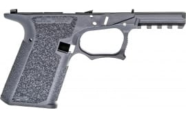 Polymer80 P80PFC9GRY G19/23 Gen 3 Compatible Serialized Frame Kit Polymer Gray