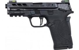 Smith & Wesson M&P380SHLD EZ 12717 PC 380 3.8 PT 2.0 Black 8R
