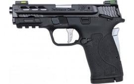 Smith & Wesson M&P380SHLD EZ 12718 PC 380 3.8 PT 2.0 SLV 8R