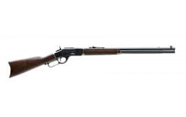 "Winchester Guns 534202141 1873 Short Rifle Case Hardened Lever .45 LC 20"" 10+1 Grade Ii/iii Walnut Stock Blued"