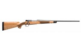 "Winchester Guns 535218226 70 Super Grade Bolt 270 Win 24"" 5+1 Maple Stock Blued"