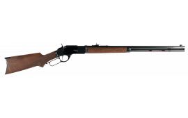 "Winchester Guns 534229141 1873 Sporter Lever .45 LC 24"" 14+1 Black Walnut Stock Blued"