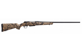 "Winchester Guns 535704255 XPR Hunter Bolt 300 WSM 24"" 3+1 Synthetic Mossy Oak Break-Up Country Stock Blued"