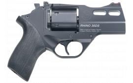 """Chia CF340.289 Rhino 30SAR 357 3"""" Black Revolver"""