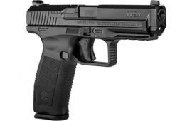 Century Arms HG4989-N TP9SF ONE Pistol 1-18rd MagBlack Polymer Frame