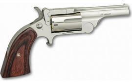 "NAA 22MBTII250 Ranger II .22 Magnum Caliber,  2.5"" , 5 Round Revolver"