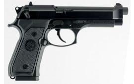 "Beretta J90AIM9F18 M9 22LR DA/SA 22 LR 5.3"" 10+1 Black Rubber Grip Black"