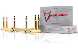 NOS 65175 Varmageddon 6.5 Creedmoor 90 FB Tipped - 20rd Box