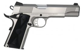"SDS Imports 1911 Duty SS45 Full Size Semi-Auto Pistol 5"" Barrel 45 ACP 8rd - Stainless Steel Finish - Upgraded Features"