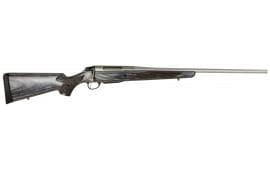 "Tikka T3 JRTXG315 T3x Laminated Bolt .243 Win 22.4"" 3+1 Laminate Gray Stock Stainless Steel"