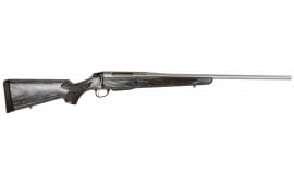 "Tikka T3 JRTXG340 T3x Laminated Bolt .270 WSM 24.3"" 3+1 Laminate Gray Stock Stainless Steel"