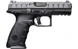 """Beretta JAXF923 APX 9mm LEO / MIL / First Responder Pistol - 4.25"""" Barrel w/ 3-17 Round Mags - Black"""