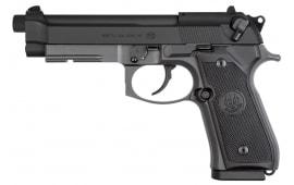 "Beretta J90A192FSR59 92 DA/SA .22 LR 4.9"" 15+1 Black Grip"
