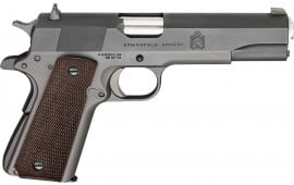 "Springfield PBD9108L 1911 MIL-SPEC 5"" FS7rdParkerized Synthetic"
