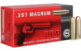 Geco 204340050 357 Mag 357 Magnum 158 GR HP - 50rd Box