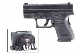 Springfield XD9801IGU Gear UP PKG 10rd Black *CA*