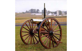 Colt Defense CGG1877HSCM Gatling GUN 1877 HS Bulldog 10 Barrel Carriage
