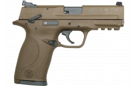 Smith & Wesson M&P22C 12570 CMP 3.6 FDE 10R